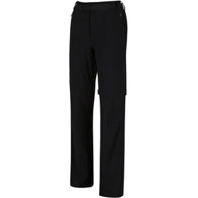 Regatta Xert II Zip Of Trousers Women Black